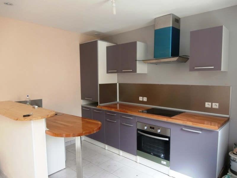 Rental house / villa Secteur de st amans soult 520€ CC - Picture 1