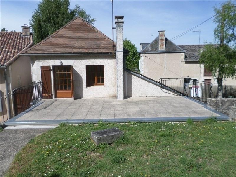 Location maison / villa Chapelle viviers 490€ CC - Photo 3