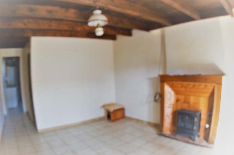 Vente maison / villa Mezieres sur issoire 29000€ - Photo 2