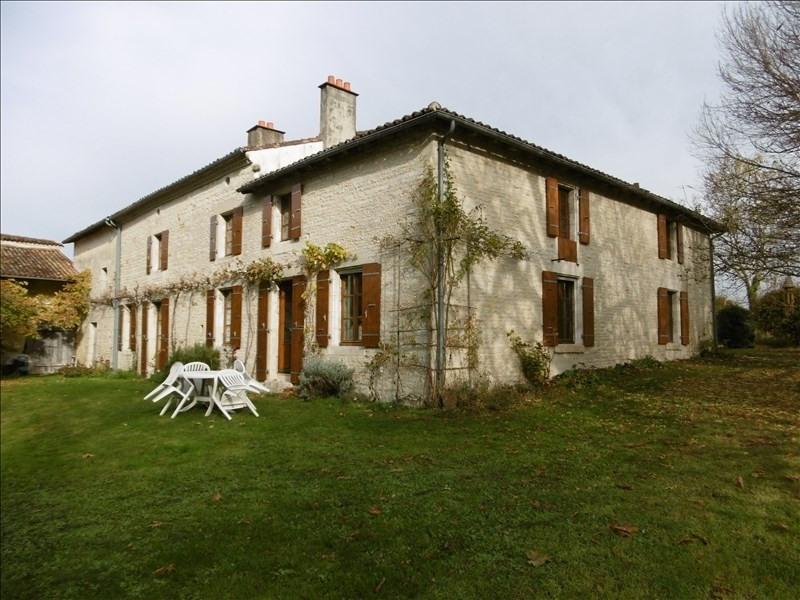 Vente maison / villa Usseau 314850€ - Photo 1