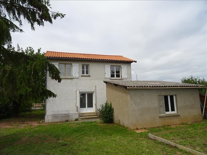 Vente maison / villa La creche 99600€ - Photo 2