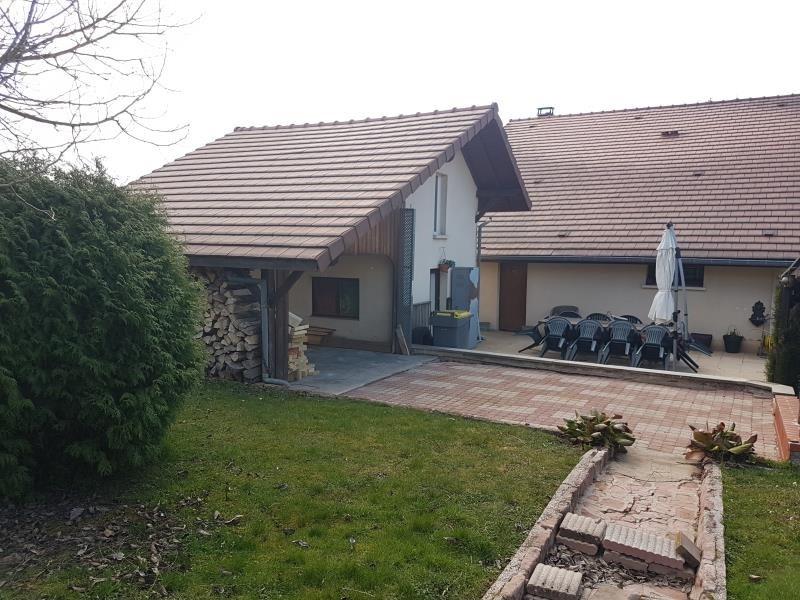 Sale house / villa Saulcy sur meurthe 210000€ - Picture 5