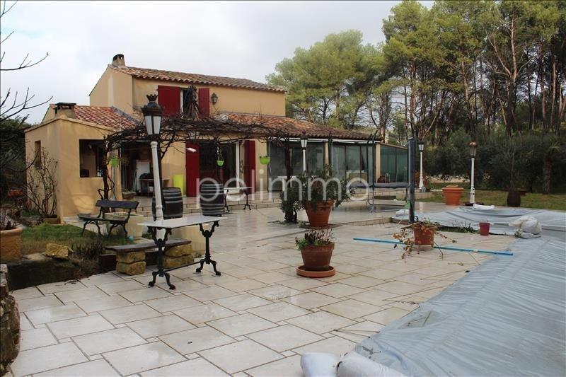 Vente de prestige maison / villa Ventabren 825000€ - Photo 7