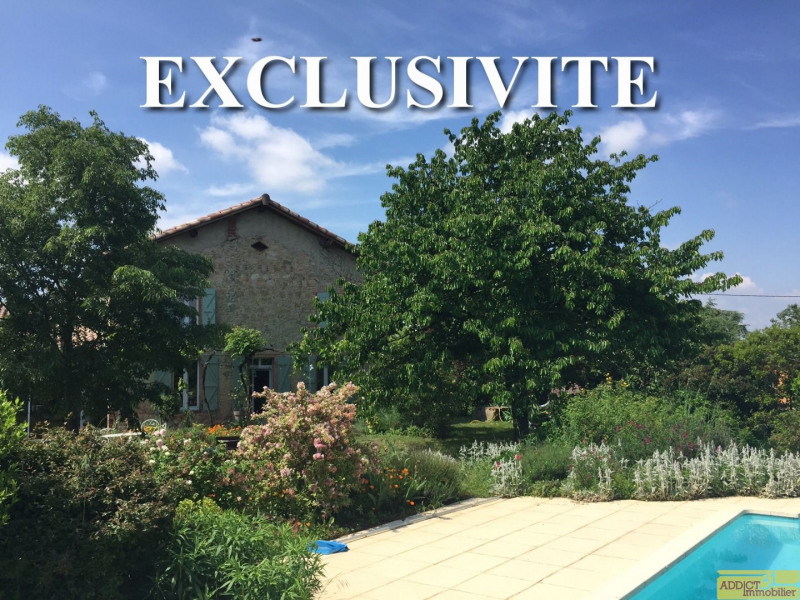 Vente maison / villa Lavaur 389 500€ - Photo 1