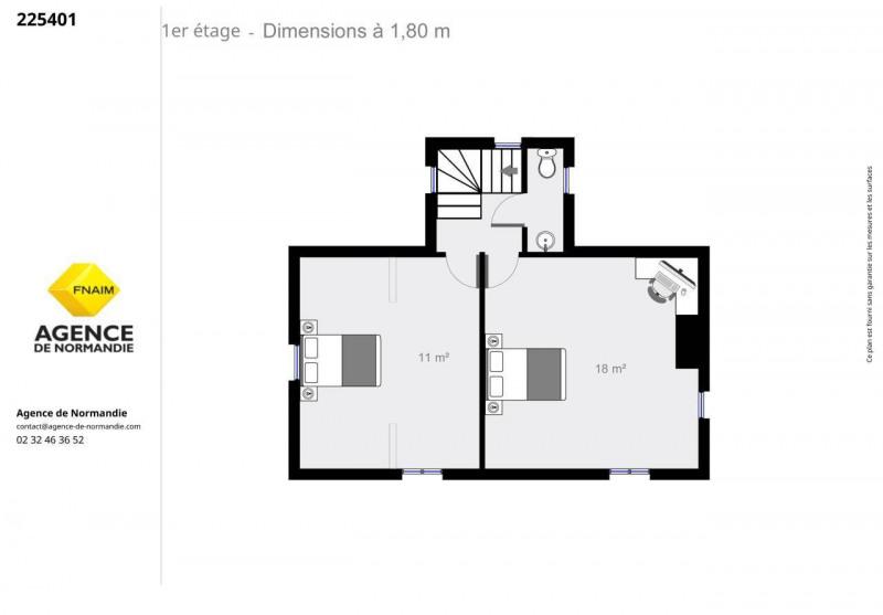 Sale house / villa Montreuil-l'argille 185000€ - Picture 8