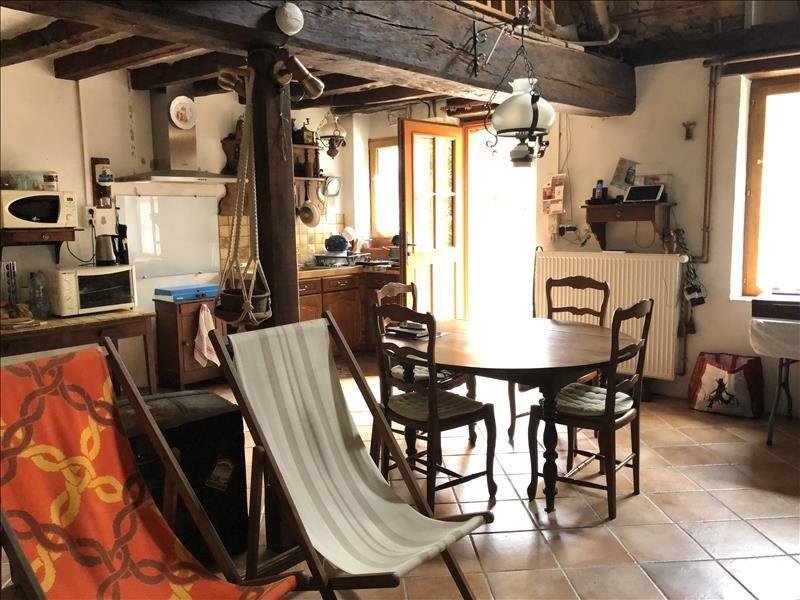 Vente maison / villa Villiers st benoit 107500€ - Photo 5