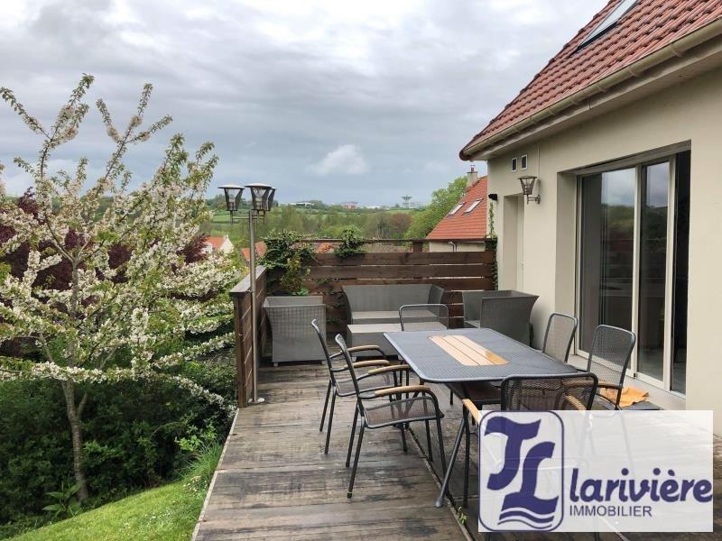 Sale house / villa Wimille 283500€ - Picture 1