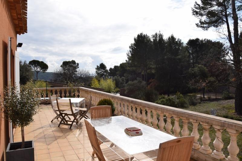 Vente maison / villa Eguilles 593000€ - Photo 3