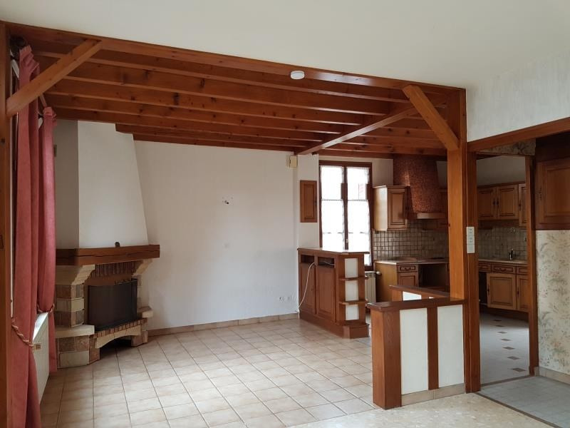 Rental house / villa Aubigny sur nere 500€ CC - Picture 3