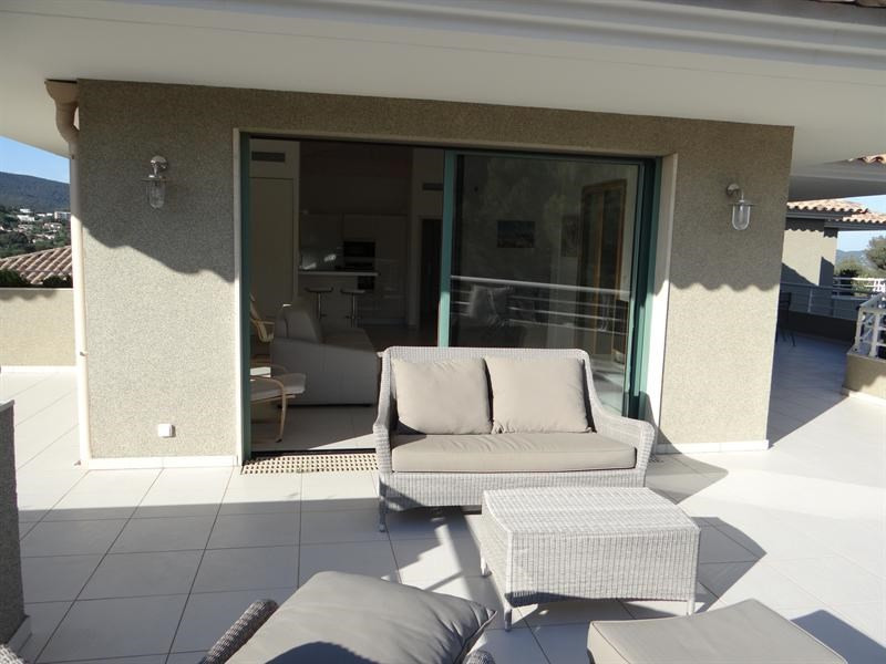 Vacation rental apartment Cavalaire 600€ - Picture 3