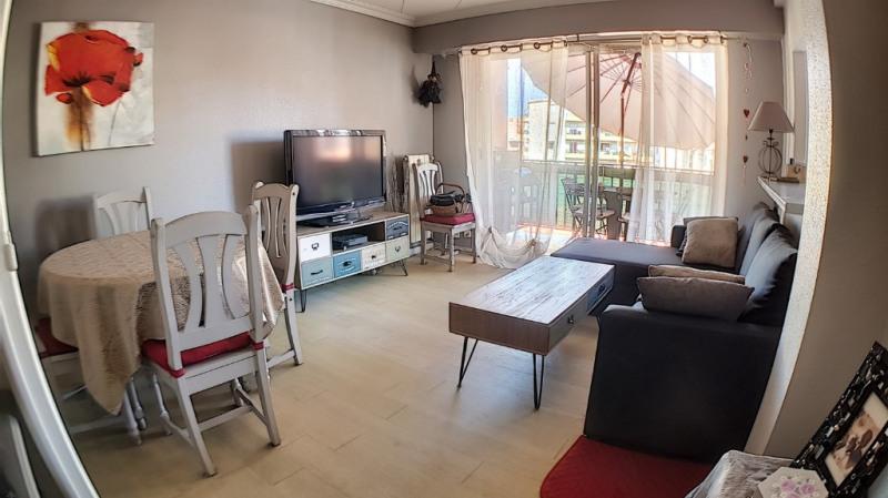 Vendita appartamento Cagnes sur mer 222000€ - Fotografia 2