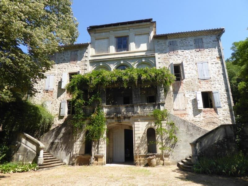 Immobile residenziali di prestigio casa Les vans 745000€ - Fotografia 2