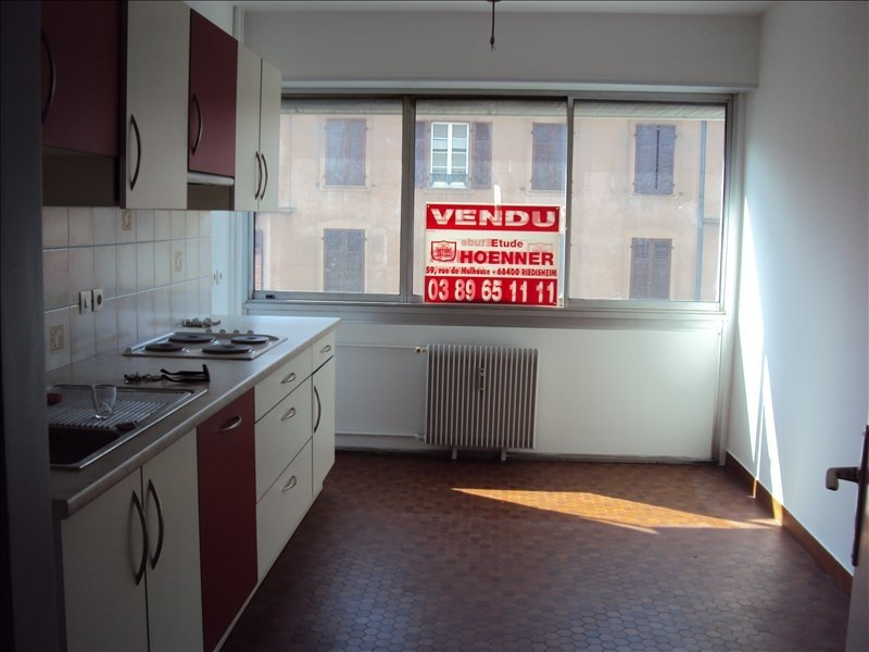 Vente appartement Mulhouse 155 000€ - Photo 4