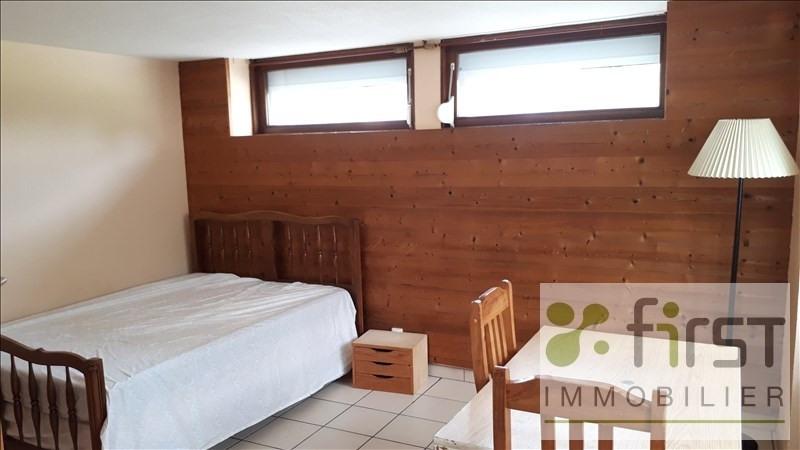 Venta  apartamento Leschaux 78000€ - Fotografía 4