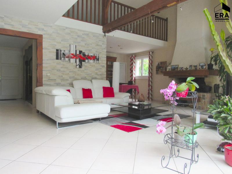 Vente maison / villa Lesigny 490000€ - Photo 1