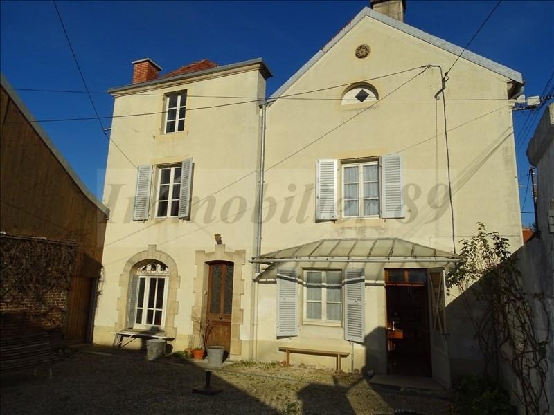 Sale house / villa Voulaines les templiers 102500€ - Picture 1