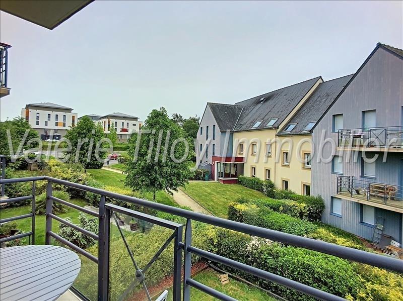 Revenda apartamento Bourgbarre 129900€ - Fotografia 6