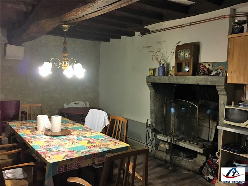 Vente maison / villa La chartre sur le loir 60750€ - Photo 2