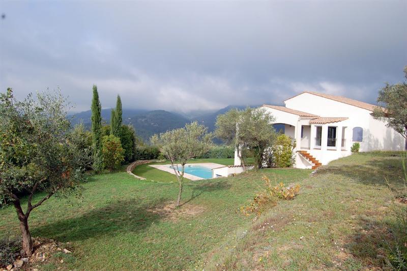 Deluxe sale house / villa Fayence 1200000€ - Picture 1