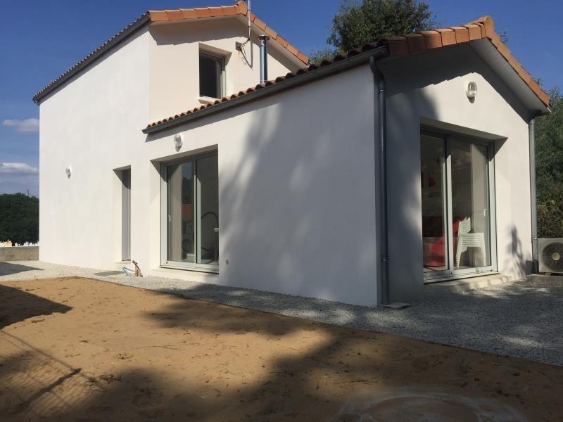 Sale house / villa Jard sur mer 186900€ - Picture 1