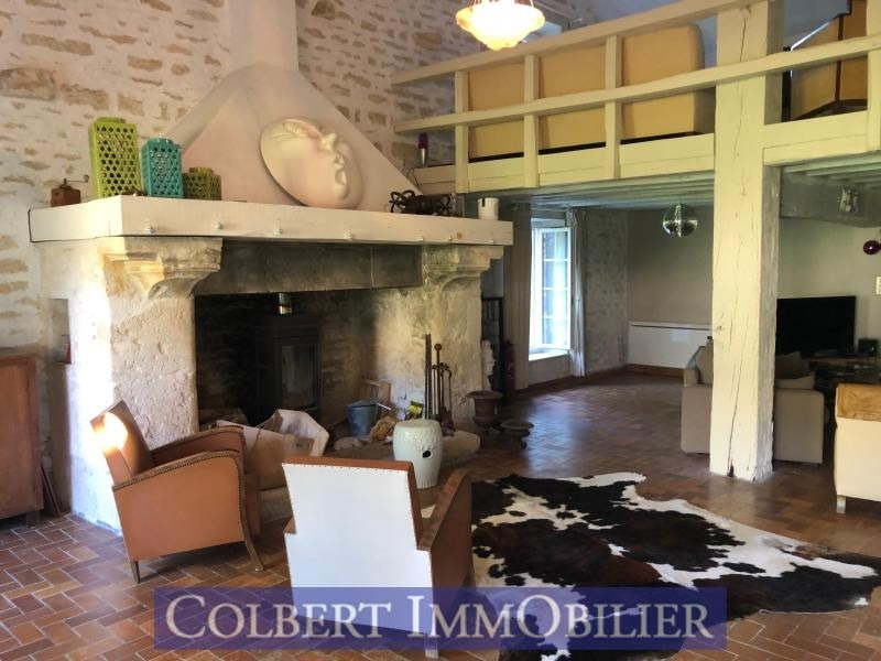 Sale house / villa Lindry 380 000€ - Picture 8