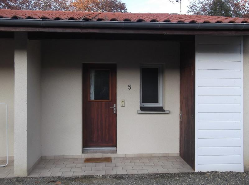 Investment property house / villa Eugenie les bains 91000€ - Picture 1