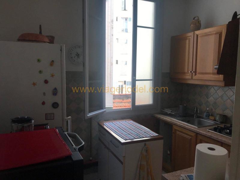 Lijfrente  appartement Nice 42500€ - Foto 3