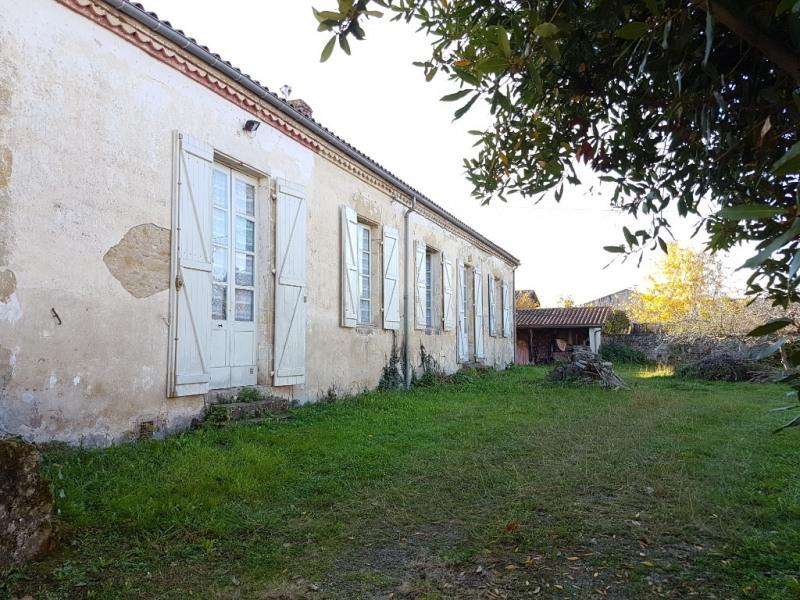 Vente maison / villa Barcelonne du gers 125000€ - Photo 1