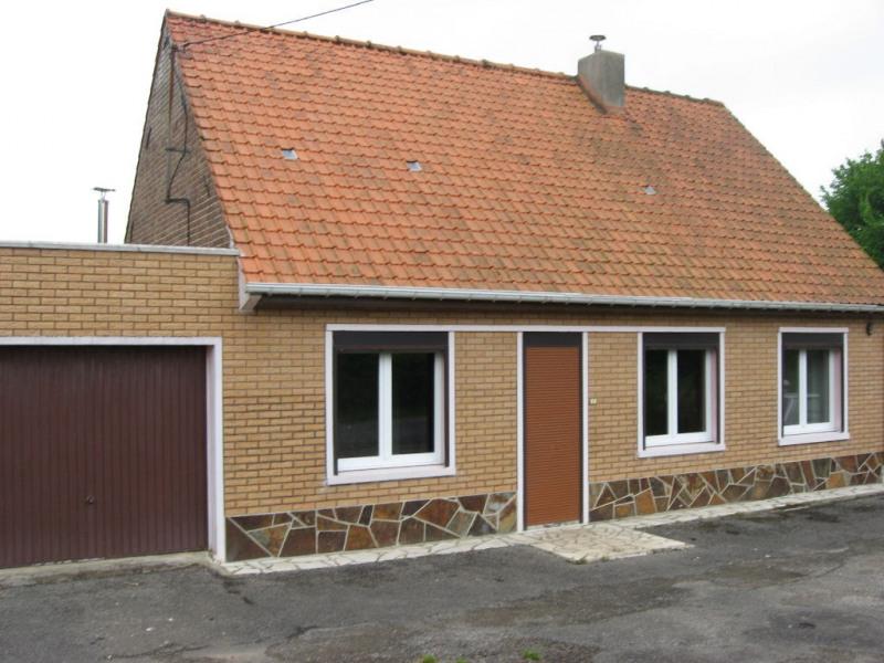 Location maison / villa Beaumetz les aire 606€ CC - Photo 1