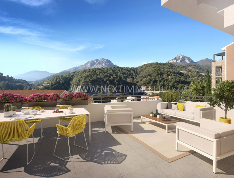 Sale apartment Menton 264 000€ - Picture 2