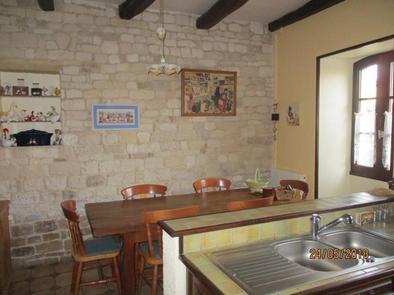 Vente maison / villa La foye monjault 280000€ - Photo 8