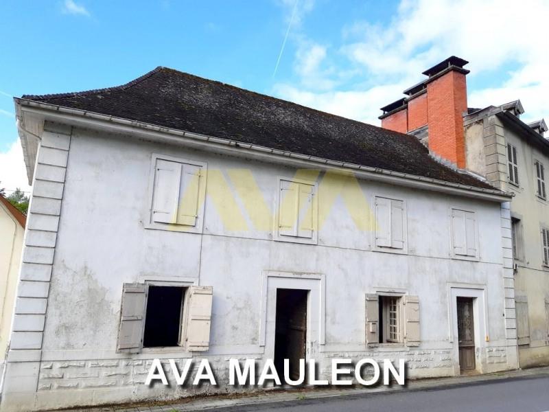 Venta  casa Mauléon-licharre 58000€ - Fotografía 1