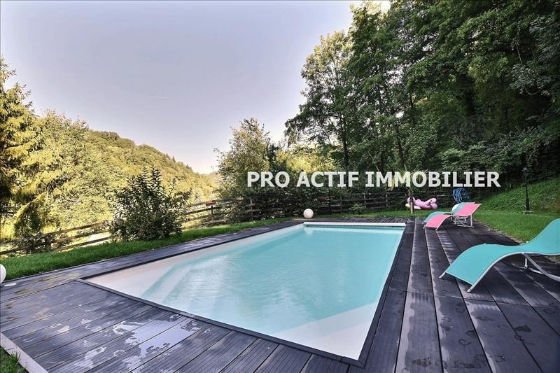 Vente maison / villa St martin d'uriage 499000€ - Photo 5