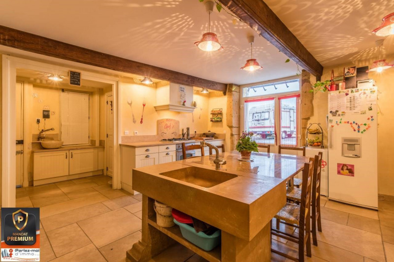 Vente maison / villa L'arbresle 347000€ - Photo 4
