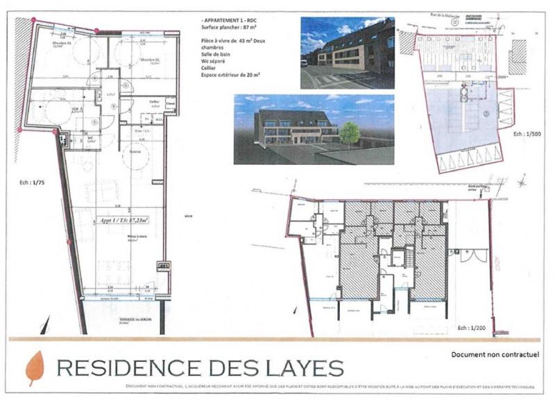Sale apartment Fleurbaix 270920€ - Picture 2
