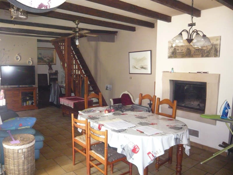 Vente maison / villa Exoudun 110 250€ - Photo 2