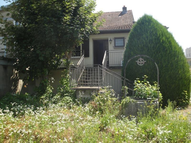 Revenda casa Audincourt 159000€ - Fotografia 7