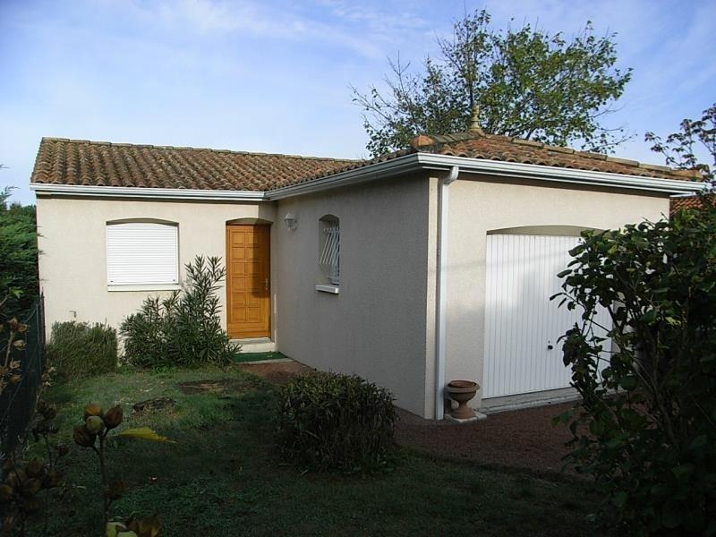 Location maison / villa Vaux sur mer 725€ CC - Photo 1