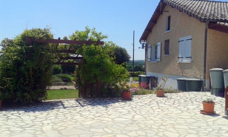 Vente maison / villa Marcillac lanville 199280€ - Photo 17