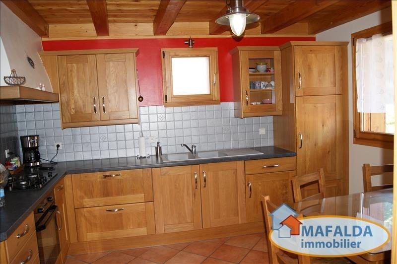 Sale house / villa Brizon 312000€ - Picture 6