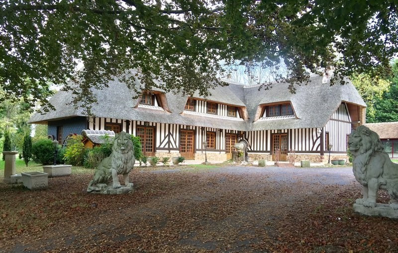Vente maison / villa Bieville beuville 493500€ - Photo 1