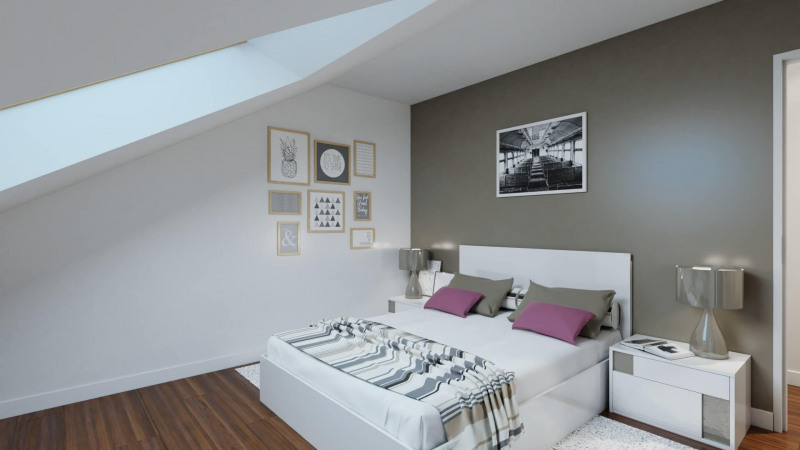 Sale apartment Linas 137 500€ - Picture 2