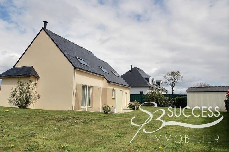Vendita casa Plumeliau 210450€ - Fotografia 1