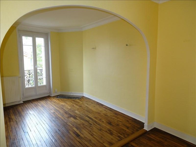 Rental apartment Vincennes 1452€ CC - Picture 2