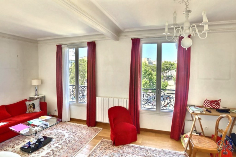 Sale apartment Neuilly sur seine 869000€ - Picture 7