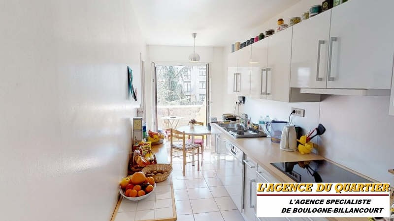 Vente appartement Boulogne billancourt 815 000€ - Photo 3