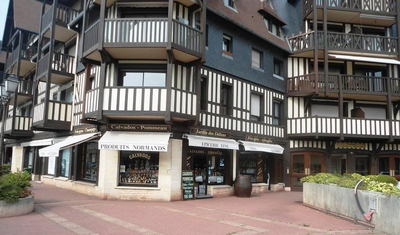 Vendita licenza commerciale negozzio Deauville 196100€ - Fotografia 1