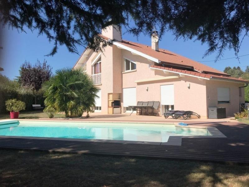Vente maison / villa St marcel bel accueil 535000€ - Photo 8