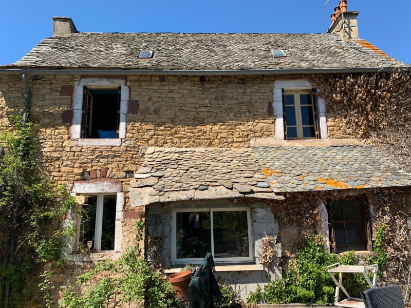 Sale house / villa Campuac 80000€ - Picture 7