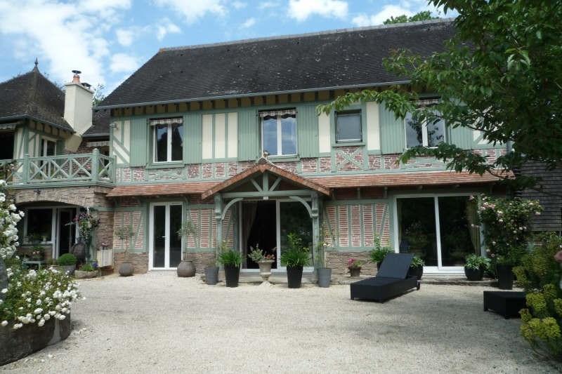 Vente maison / villa Bagnoles de l orne 399000€ - Photo 1